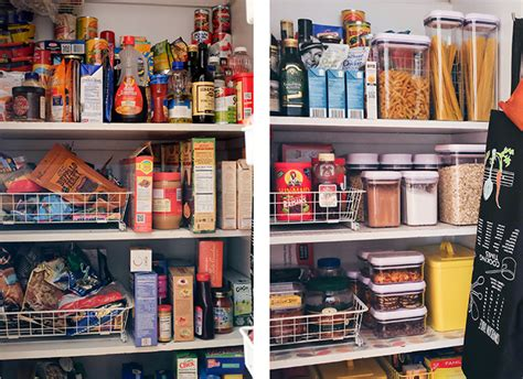 Kitchen Pantry Shelving Ideas kitchen organization ideas crate and barrel blog