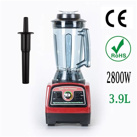 Blender Jumbo 2800w pro commercial fruit smoothie maker food juice