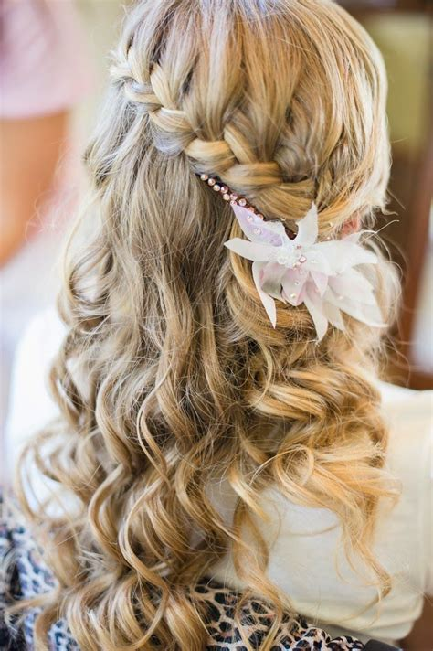 Waterfall Braid Hairstyles by Waterfall Braid Hairstyle Hair