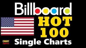 billboard hot  single charts usa top