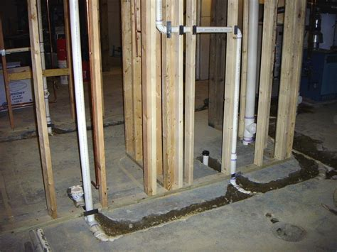 Rough Plumbing by Plumbing For Minneapolis Saint Louis Park Twin Cities