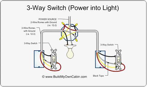 3 way light switch wiring wiring diagrams repair wiring