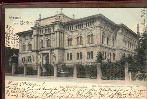 bank gotha gruss aus gotha v 1899 neue lebensversicherungsbank 6935
