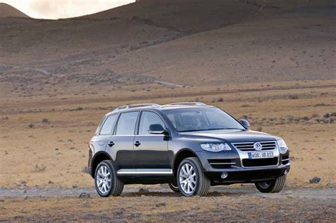 volkswagen touareg 2007 2007 volkswagen touareg r5 automatic related infomation