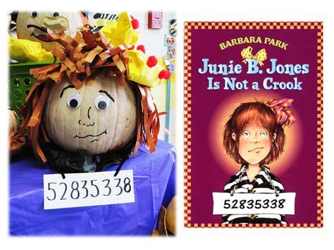 pumpkin book report characters elementary shenanigans makeover pumpkin