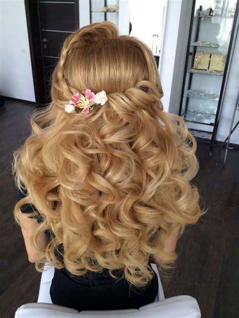 Bridal Hair Half Up Tutorial by 40 Stunning Half Up Half Wedding Hairstyles With