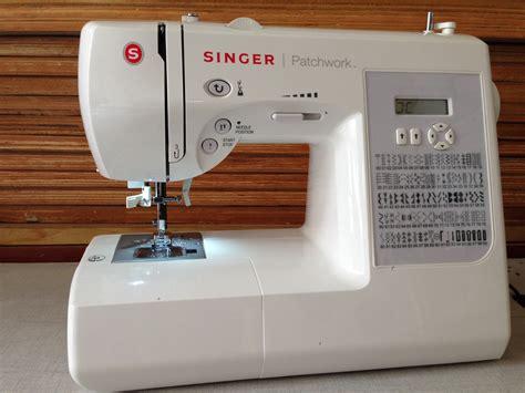 Mesin Jahit Untuk Patchwork jual singer patchwork 7285q mesin jahit quilter 7285 q