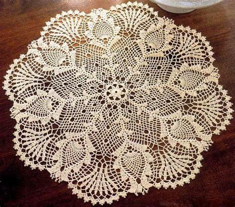 17 best images about crochet doily patterns on