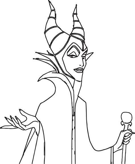 coloring page from photo hello maleficent coloring page wecoloringpage