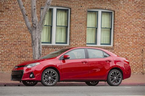Toyota Corolla S 2014 Price 2014 Toyota Corolla Review Ratings Specs Prices And
