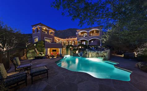 luxury home for sale 3 santa barbara style luxury homes for sale in arizona