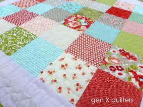 genxquilters modern traditional quilting block of the
