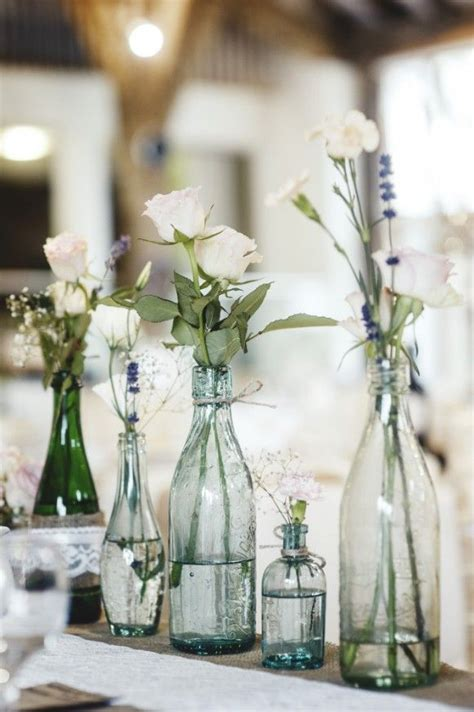 25 best ideas about table decorations on simple wedding decorations flower