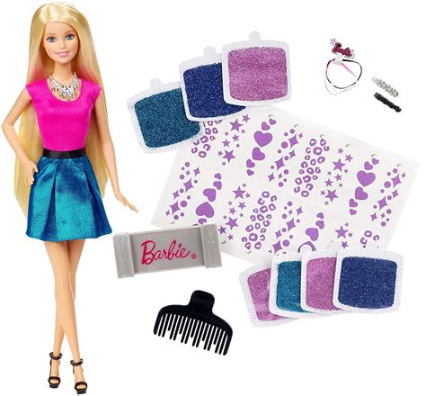 design a doll hairstyles barbie glitter hair design doll 12 66 from 25
