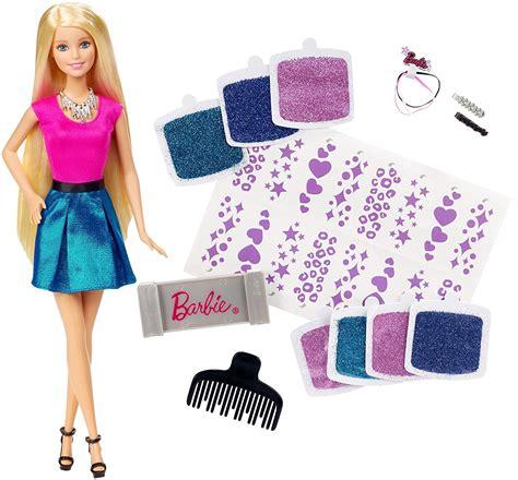 design barbie doll barbie glitter hair design doll 12 66 from 25