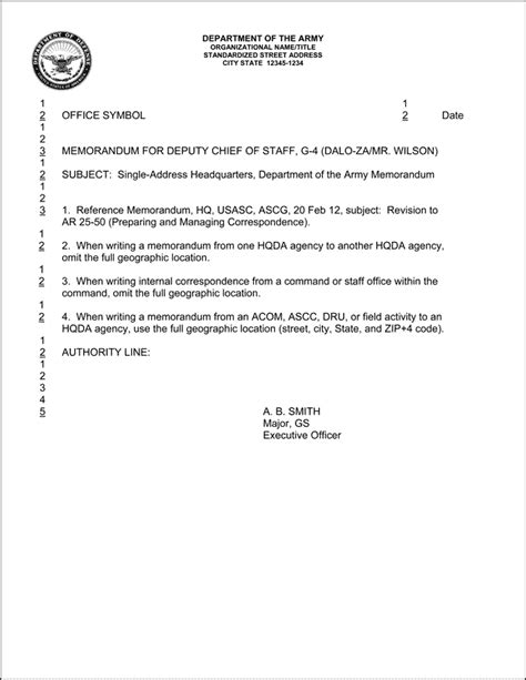 Army Memo For Record Template memorandum for record format army best template design