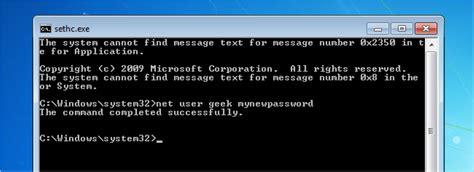 reset ip2770 tanpa software cara paling mudah reset password windows 7 tanpa software