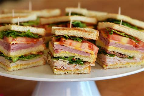 ham and turkey club sandwich recipe turkey club sandwich salad recipes dishmaps