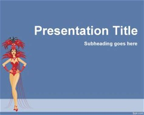 powerpoint themes carnival carnival powerpoint template ppt template