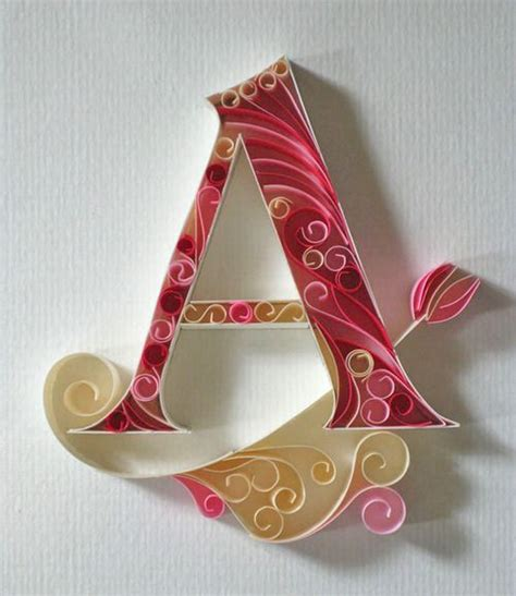 Craft Work With Paper - a 3d paper work crafts
