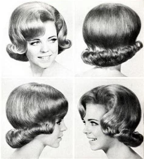 60 hair styles hairstyles of the 60s
