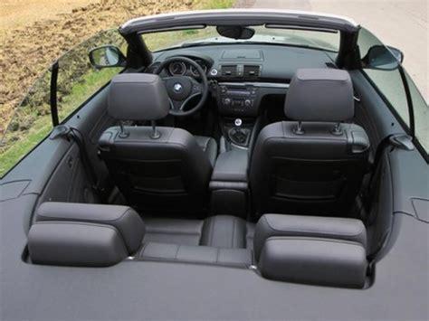 Bmw 1er Cabrio Gewicht by Bmw 118d Cabrio Testbericht Auto Motor At