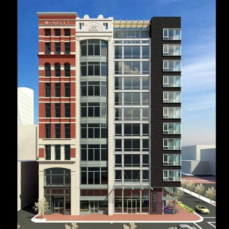 Apartment Complex Pittsburgh Two More Apartment Projects Planned For Downtown
