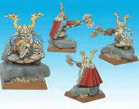 painting workshop miniatures world of warcraft on behance