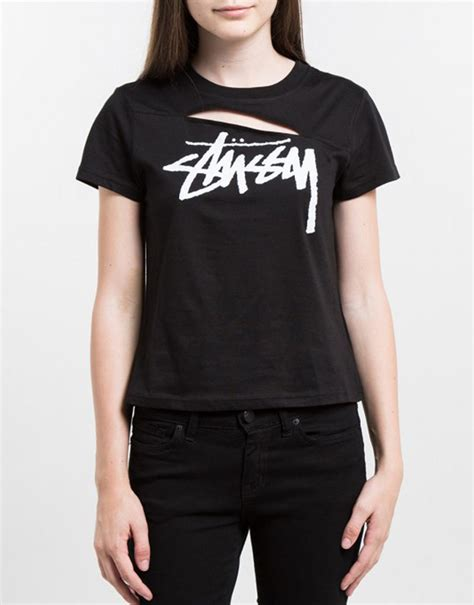 T Shirt Stussy 7 stussy slash t shirt