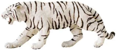 white tiger toy siberian tiger adult  animal world