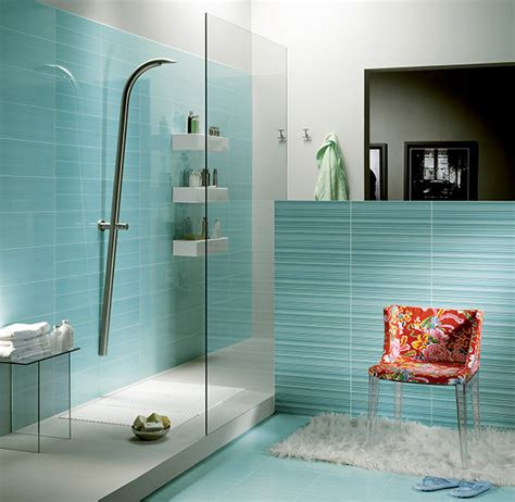 blue bathroom tiles ideas stunning bathroom designs with modern italian tile