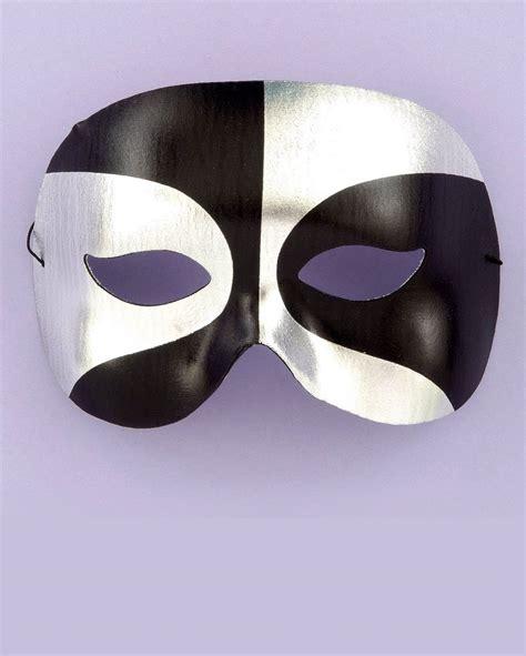 half mask black intl black silver cocktail half mask mardi gras costumes