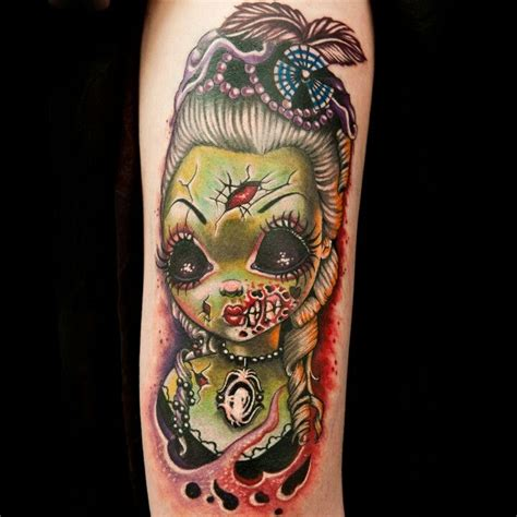 zombie pin up girl tattoos best 25 tattoos ideas on