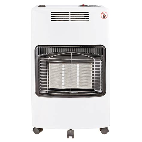 3 in 1 function electric and gas heater with fan infrared