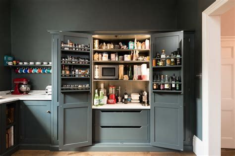 Beneficial Microwave Pantry Cabinet With Microwave Insert