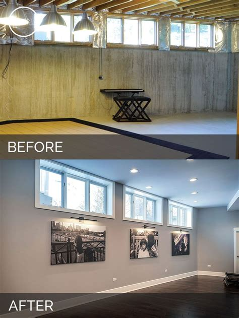 before and after basements 25 best ideas about basement windows on egress window window well and basement