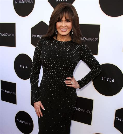 marie osmond hairstyle 2015 marie osmond 2015 tv land awards in beverly hills