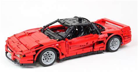 lego honda lego technic honda nsx the lego car