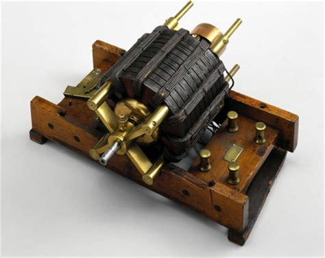tesla electric induction motor original tesla induction motor 1887 1888 by richardson at science and society picture