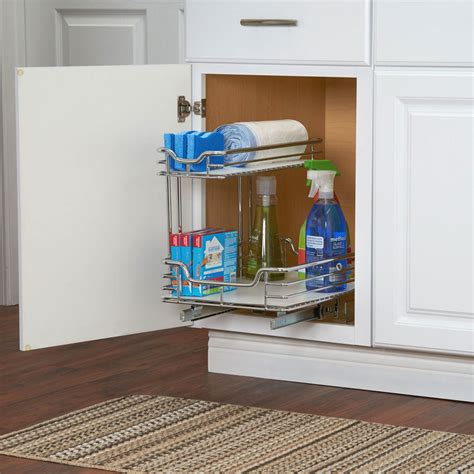 sink sliding organizer sink sliding cabinet organizer in pull out baskets