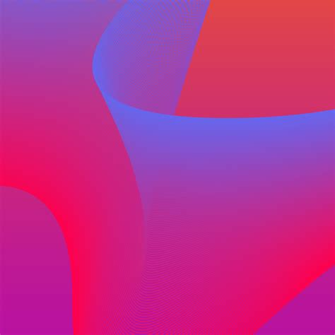 colorful vibrant  wave graphic   vector