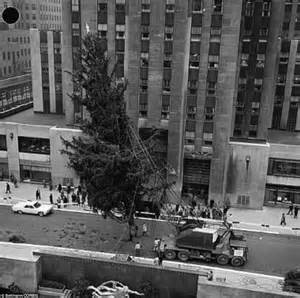 history of the rockefeller center christmas tree daily