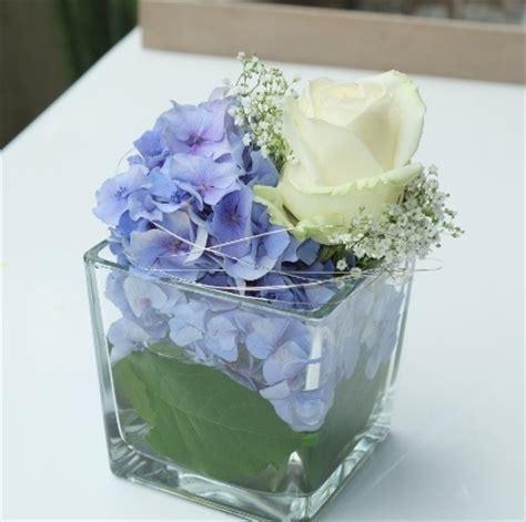 blaue tischdeko vessa floristik mit ideen tischdeko