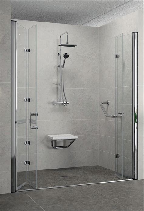 doccia per disabili docce per anziani e disabili