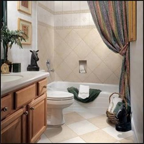 Small Bathroom Decorating Ideas Pictures Diagonal Large Tile For The Home Pinterest Bathroom