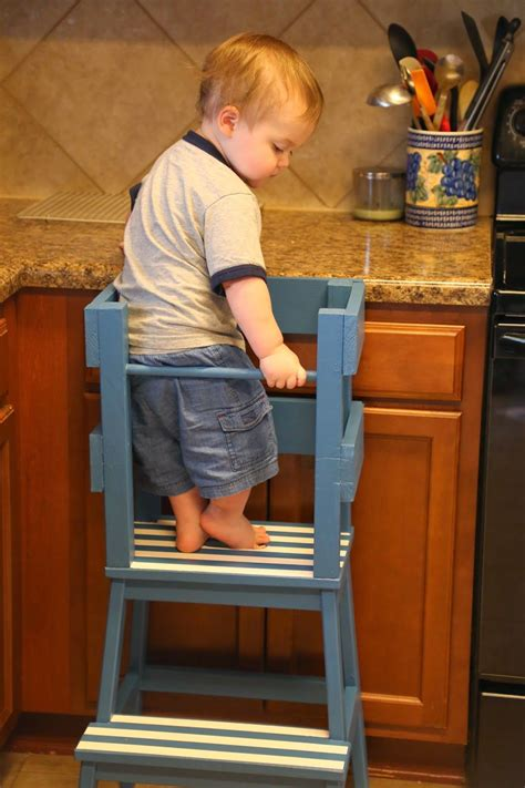 Diy Toddler Step Stool by Diy Step Stool With Rails Easy And Affordable Diy