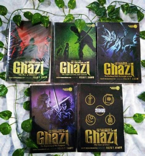 Novel The Chronicles Of Ghazi Seri 4 the chronicles of ghazi seri keempat felix y siauw al fatih press