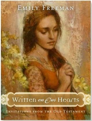 our tainted hearts books written on our hearts by emily freeman reviews
