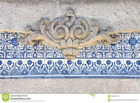decorazione piastrelle decorazioni portoghesi tipiche con le piastrelle di