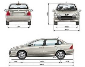Peugeot 307 Length 2007 Peugeot 307 Sedan To Be Introduced In Spain